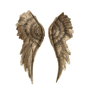 Muurdeco Vleugel set