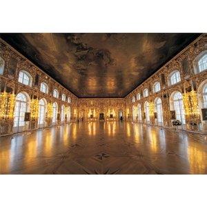 Glasschilderij Danszaal 110x160cm.