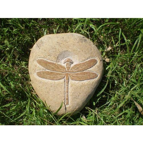 Dieren urn Libelle 15cm
