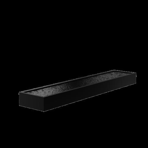 Adezz Producten Adezz Vijver Aluminium Rechthoek 500x100x40cm