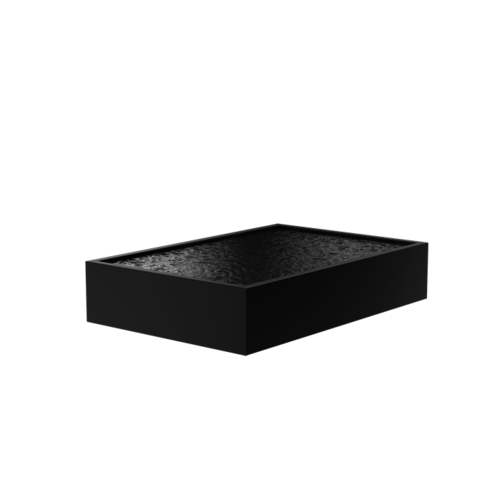 Adezz Producten Adezz Vijver Aluminium Rechthoek 300x200x60cm