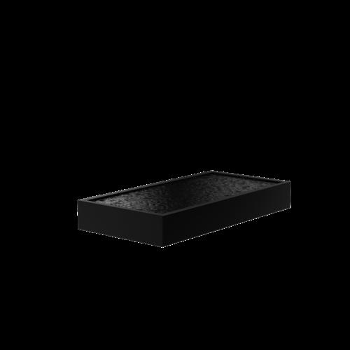 Adezz Producten Adezz Vijver Aluminium Rechthoek 300x150x40cm
