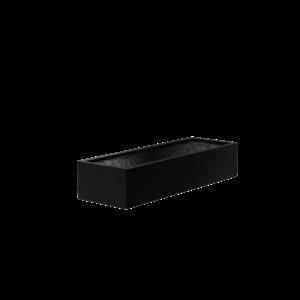 Adezz Producten Adezz Vijver Aluminium Rechthoek 300x100x60cm