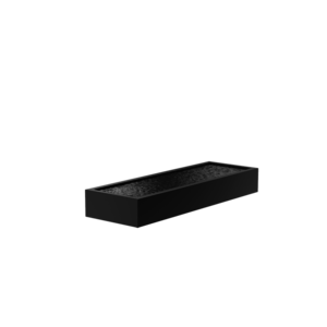 Adezz Producten Adezz Vijver Aluminium Rechthoek 300x100x40cm