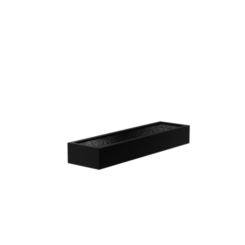 Adezz Producten Adezz Vijver Aluminium Rechthoek 300x80x40cm