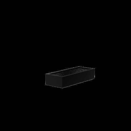 Adezz Producten Adezz Vijver Aluminium Rechthoek 200x80x40cm