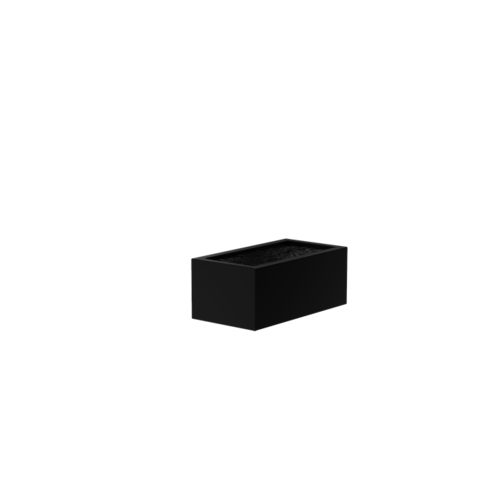 Adezz Producten Adezz Vijver Aluminium Rechthoek 150x80x60cm