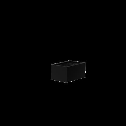Adezz Producten Adezz Vijver Aluminium Rechthoek 120x80x60cm