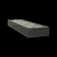 Adezz Watertafel Aluminium Rechthoek 400x100x40cm