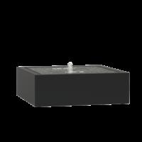 Adezz Watertafel Aluminium Vierkant 120x120x40cm