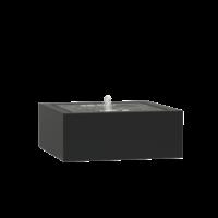 Adezz Watertafel Aluminium Vierkant 100x100x40cm