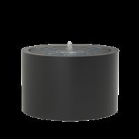 Adezz Watertafel Aluminium Rond 120x75cm