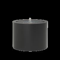 Adezz Watertafel Aluminium Rond 100x75cm