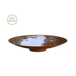 Adezz Producten Adezz Waterschaal Cortenstaal 120x21cm