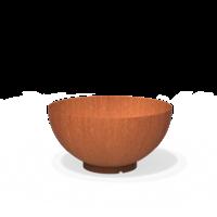 Adezz Waterbowl Cortenstaal 100x51cm