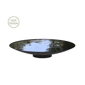 Adezz Producten Adezz Waterschaal Gecoat Staal 120x21cm