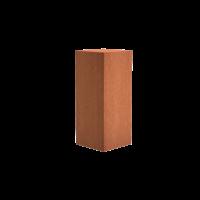 Adezz Sokkel Cortenstaal Vierkant 50x50x120cm