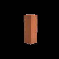 Adezz Sokkel Cortenstaal Vierkant 40x40x120cm