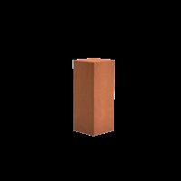 Adezz Sokkel Cortenstaal Vierkant 40x40x100cm