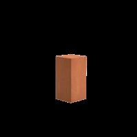 Adezz Sokkel Cortenstaal Vierkant 40x40x80cm