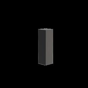 Adezz Producten Adezz Sokkel Aluminium Vierkant 30x30x100cm