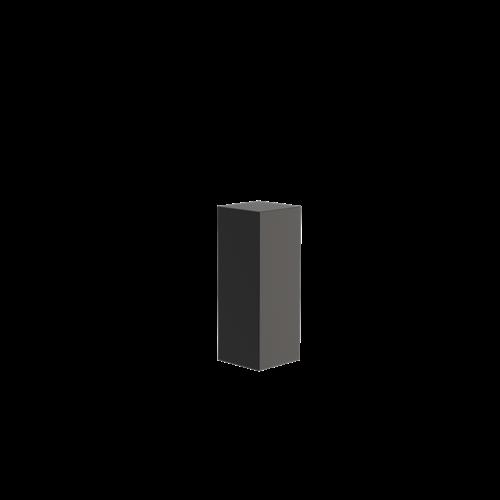 Adezz Producten Adezz Sokkel Aluminium Vierkant 30x30x80cm