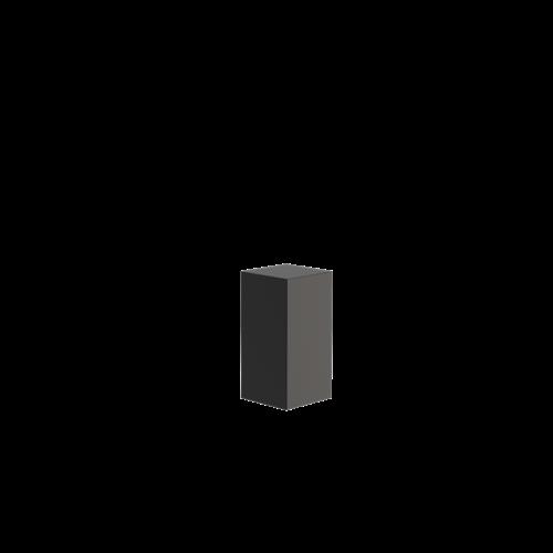 Adezz Producten Adezz Sokkel Aluminium Vierkant 30x30x60cm