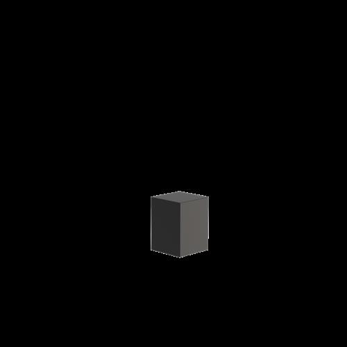 Adezz Producten Adezz Sokkel Aluminium Vierkant 30x30x40cm