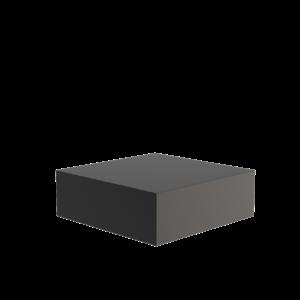 Adezz Producten Adezz Sokkel Aluminium Vierkant 120x120x40cm