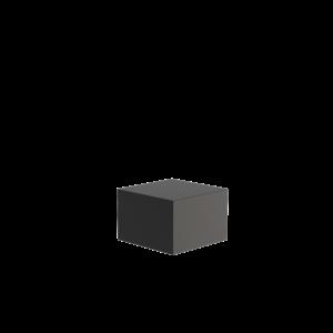 Adezz Producten Adezz Sokkel Aluminium Vierkant 60x60x40cm