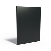Adezz Tuinpaneel Aluminium Dicht paneel 135x5x180cm
