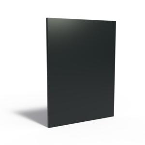 Adezz Producten Adezz Tuinpaneel Aluminium Dicht paneel 135x5x180cm