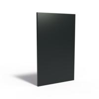 Adezz Tuinpaneel Aluminium Dicht paneel 110x5x180cm