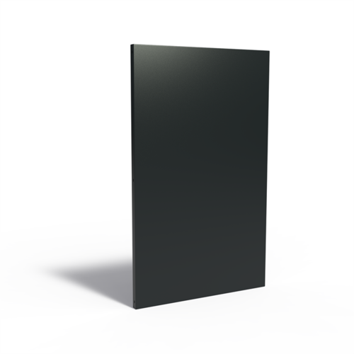 Adezz Producten Adezz Tuinpaneel Aluminium Dicht paneel 110x5x180cm