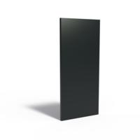 Adezz Tuinpaneel Aluminium Dicht paneel 80x5x180cm