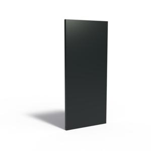 Adezz Producten Adezz Tuinpaneel Aluminium Dicht paneel 80x5x180cm