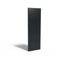 Adezz Tuinpaneel Aluminium Dicht paneel 60x5x180cm