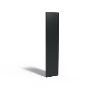 Adezz Producten Adezz Tuinpaneel Aluminium Dicht paneel 40x5x180cm