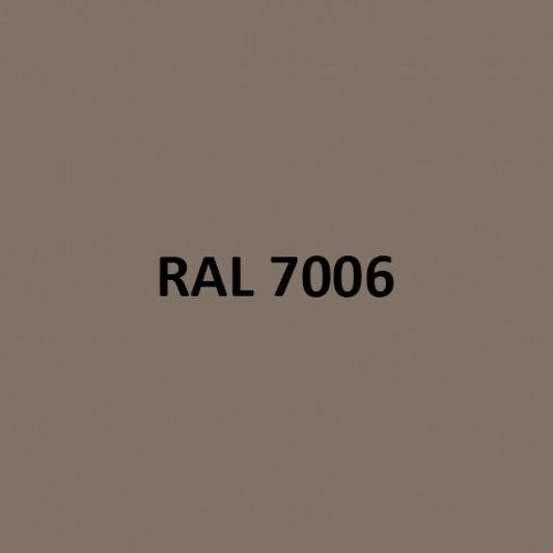 Adezz Producten Adezz Tuinpaneel Aluminium Dicht paneel 60x5x180cm