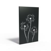 Adezz Tuinpaneel Aluminium Paardenbloem 110x5x180cm