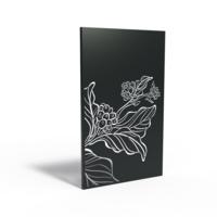 Adezz Tuinpaneel Aluminium Viburnum 110x5x180cm