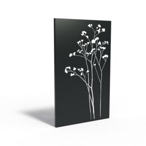 Adezz Producten Adezz Tuinpaneel Aluminium Anemone 110x5x180cm