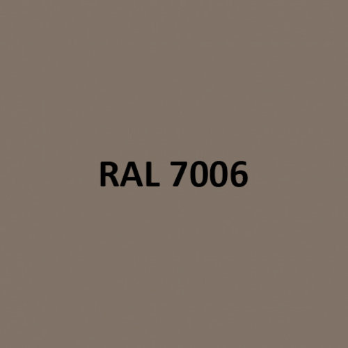 Adezz Producten Adezz Tuinpaneel Aluminium Viburnum 110x5x180cm