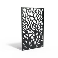 Adezz Tuinpaneel Aluminium Gaten 110x5x180cm