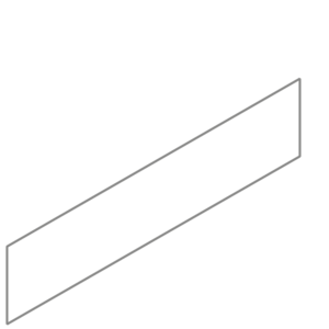 Adezz Producten Adezz Kantopsluiting Verzinkt Staal Recht (10 stuks) 2300x3x200mm
