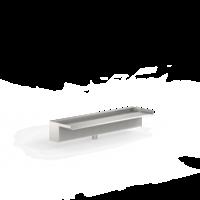 Adezz Waterval 600 (Uitstroom 100mm) 60x15x2cm