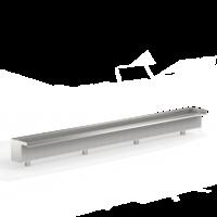 Adezz Waterval 1500 (Uitstroom 50mm) 150x10x2cm