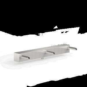 Adezz Producten Adezz Waterval 930 (Uitstroom 3 pijpen 150mm) 85.4x25x10cm