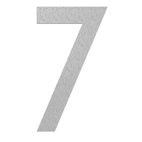 Adezz Producten Adezz Huisnummer Nummer 7 Verzinkt Staal 68x5x120mm