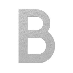 Adezz Producten Adezz Huisnummer Letter B Verzinkt Staal 62x5x90mm